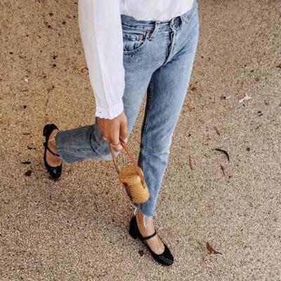 womens-fashion-look-denim-black-and-white