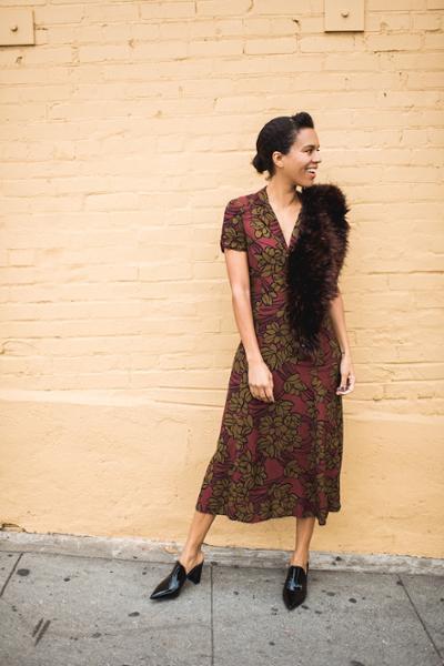 womens-fashion-ootd-brown-prints