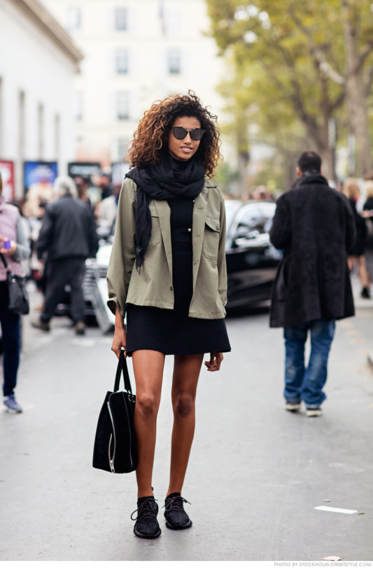 womens-fashion-ideas-black-khaki-chic-sunglasses