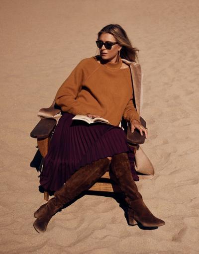 womens-fashion-inspiration-multicolor-tall-boots-turtlenecks-chic-sunglasses