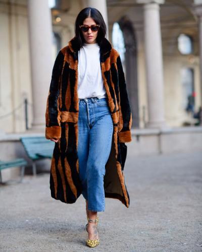 womens-fashion-ootd-winter-coats-denim-fur-chic-sunglasses