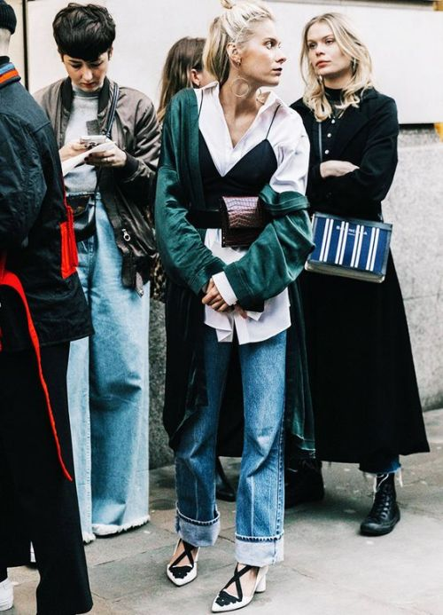 womens-fashion-outfit-denim-culottes-multicolor
