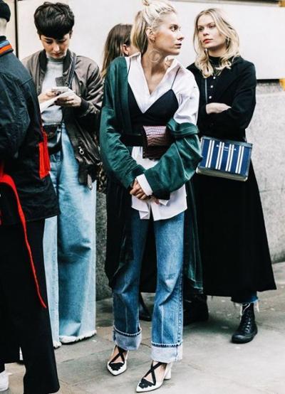 womens-style-inspiration-denim-culottes-multicolor