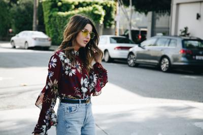 womens-fashion-ideas-florals-denim