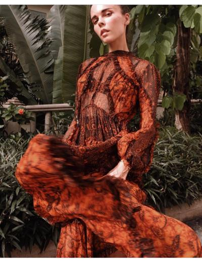 womens-fashion-look-orange-transparent-prints