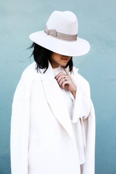 womens-style-inspiration-fedora-hats-all-white