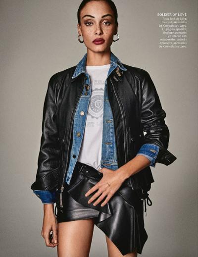 womens-fashion-ideas-leather-denim-big-jewelry