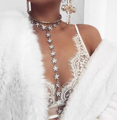womens-fashion-ootd-multicolor-big-jewelry