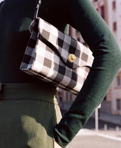 womens-fashion-look-green-black-and-white-plaid