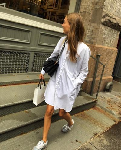 womens-fashion-outfit-grey-leather-black-and-white