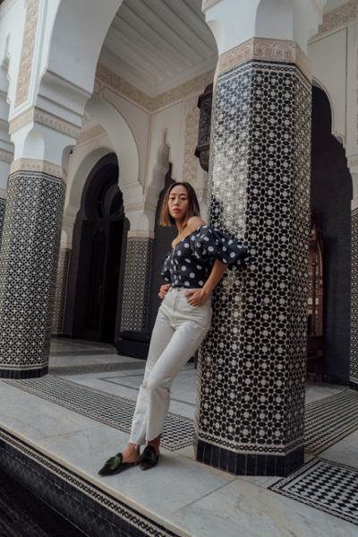 womens-fashion-look-polka-dots-black-and-white