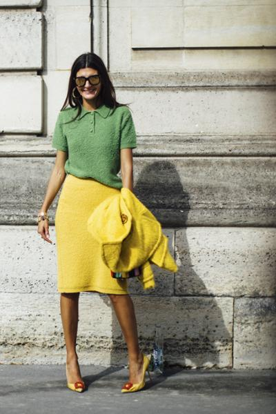 womens-fashion-look-yellow-multicolor-bright-colors-chic-sunglasses