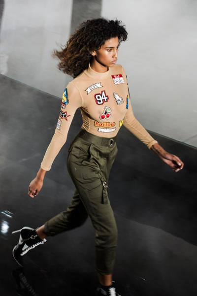 womens-fashion-ideas-khaki-camel-patchwork