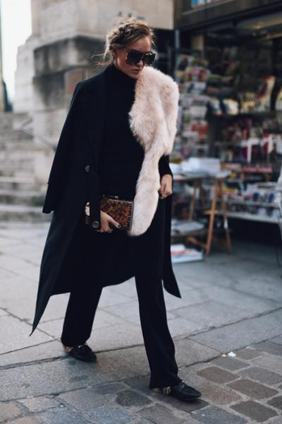 womens-fashion-ootd-black-fur-chic-sunglasses-fuzzy