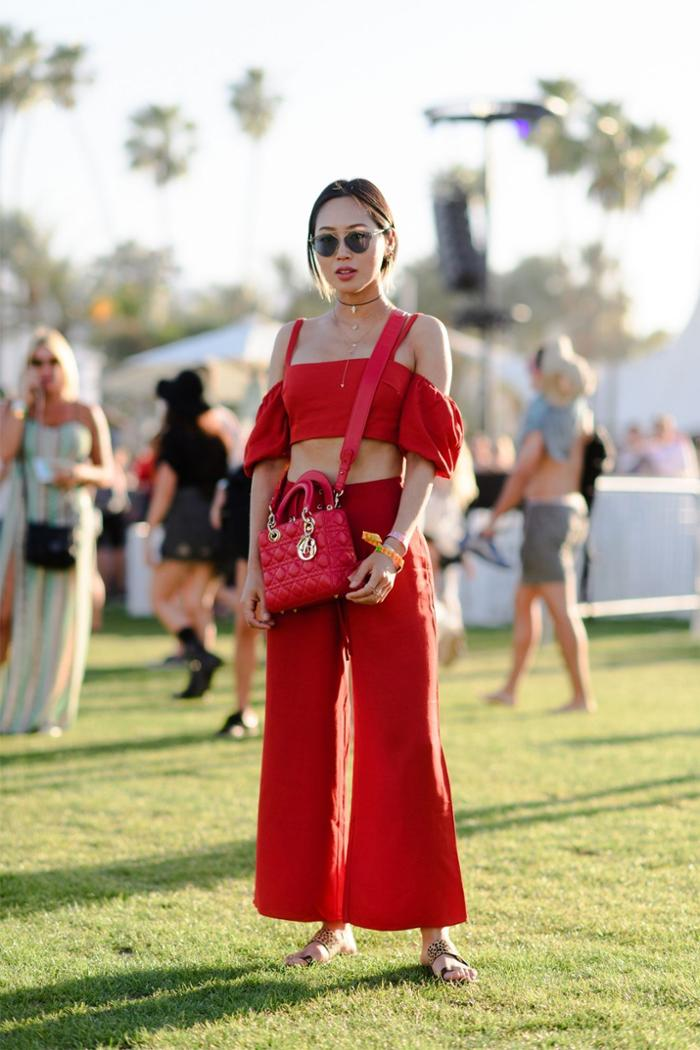 womens-fashion-inspiration-red-culottes-one-color-chic-sunglasses