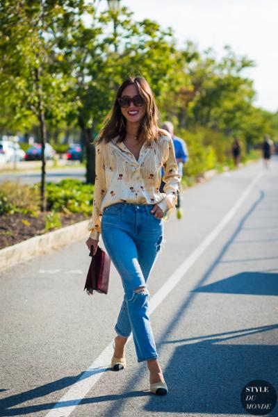 womens-fashion-look-denim-fringe-chic-sunglasses