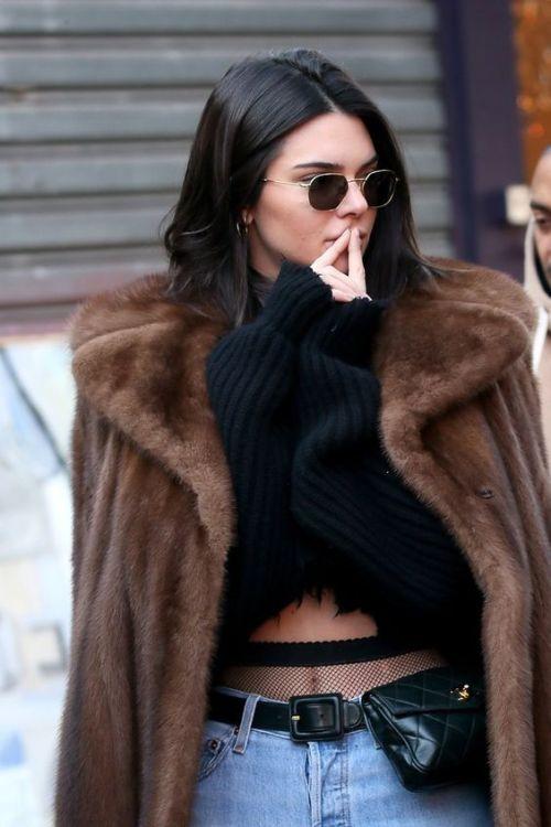 womens-fashion-outfit-winter-coats-denim-fur-chic-sunglasses