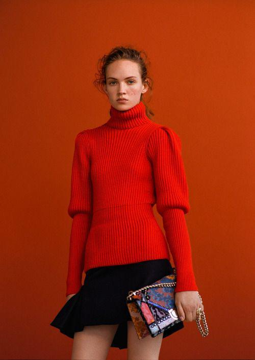 womens-fashion-ideas-orange-turtlenecks