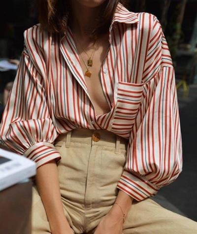 womens-fashion-inspiration-multicolor-big-jewelry-stripes-bright-colors