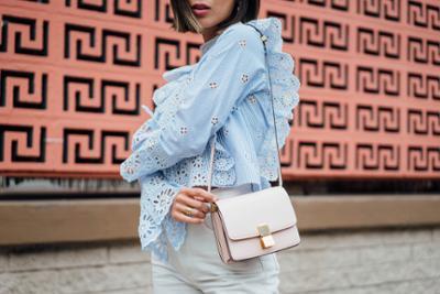 womens-fashion-look-blue-ruffles