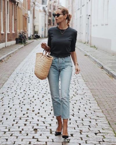 womens-fashion-ideas-denim-chic-sunglasses