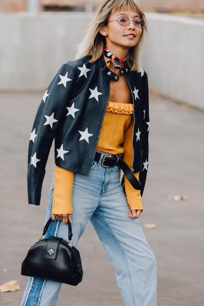 womens-fashion-photography-denim-multicolor-chic-sunglasses
