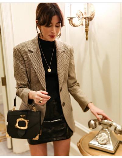 womens-fashion-ideas-black-leather-masculine