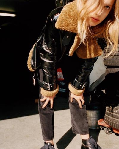 womens-fashion-inspiration-winter-coats-black-denim-motorcycle