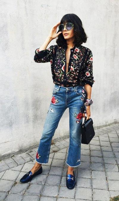 womens-fashion-inspiration-navy-denim