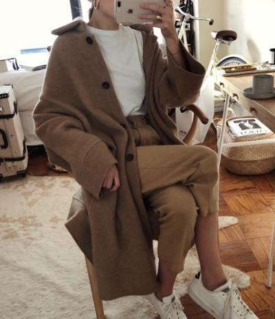 womens-fashion-ideas-winter-coats-white-brown-one-color