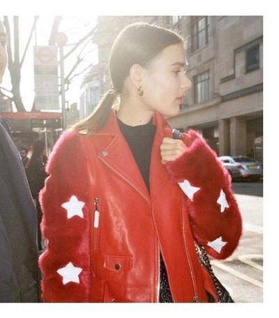 womens-fashion-outfit-red-leather-fur