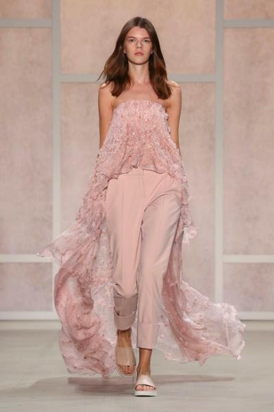 womens-style-inspiration-pink-pastels-sequins-strapless
