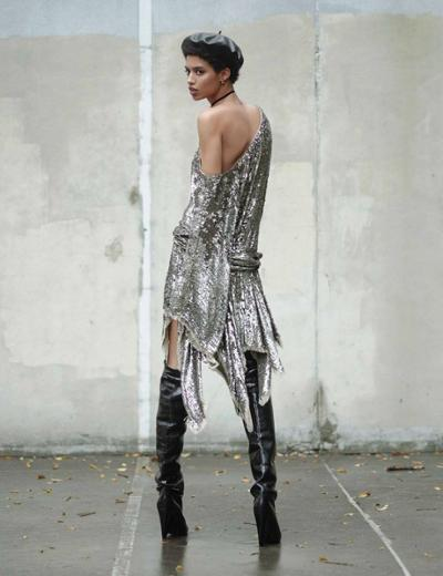 womens-fashion-photography-black-silver-sequins-tall-boots