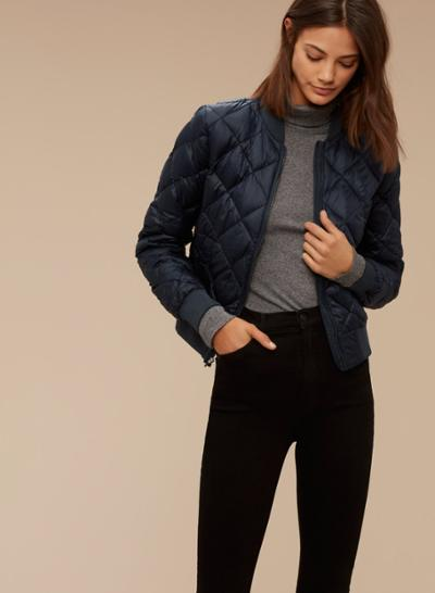 womens-style-inspiration-navy-grey-quilted-turtlenecks