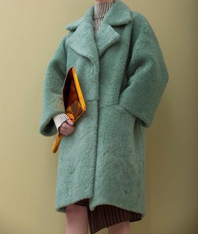 womens-fashion-ideas-winter-coats-blue-stripes