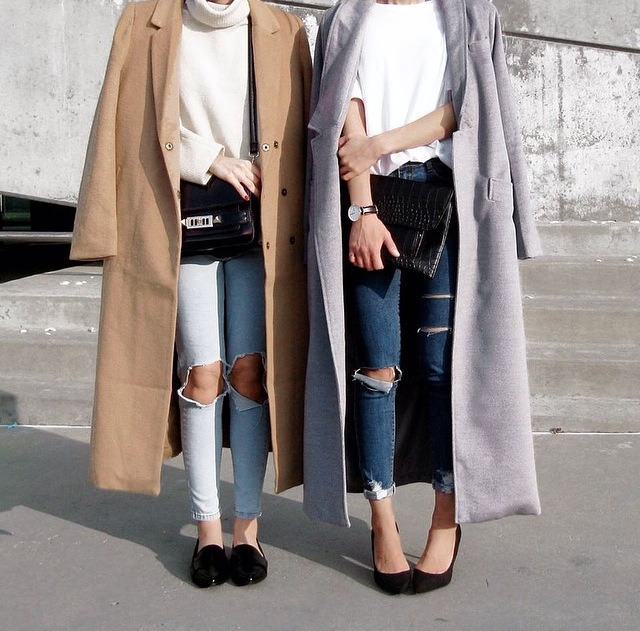 womens-fashion-ideas-winter-coats-grey-denim-khaki
