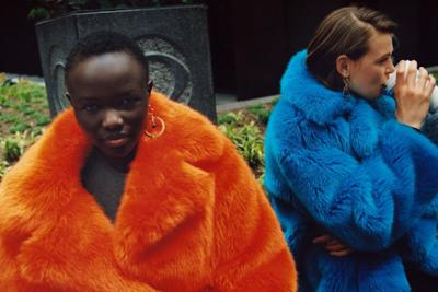 womens-fashion-inspiration-winter-coats-fuzzy-neon