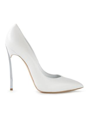 aafeaf16868 Women s heels all white from casadei