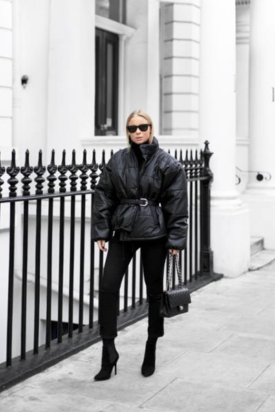 womens-fashion-inspiration-puffer-coats-all-black