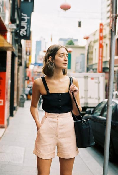 womens-fashion-ideas-pink-black