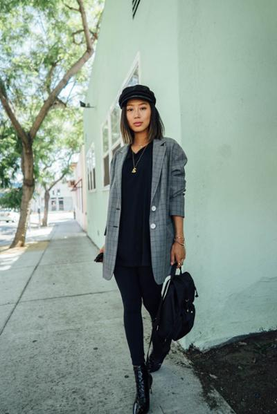 womens-style-inspiration-black-plaid