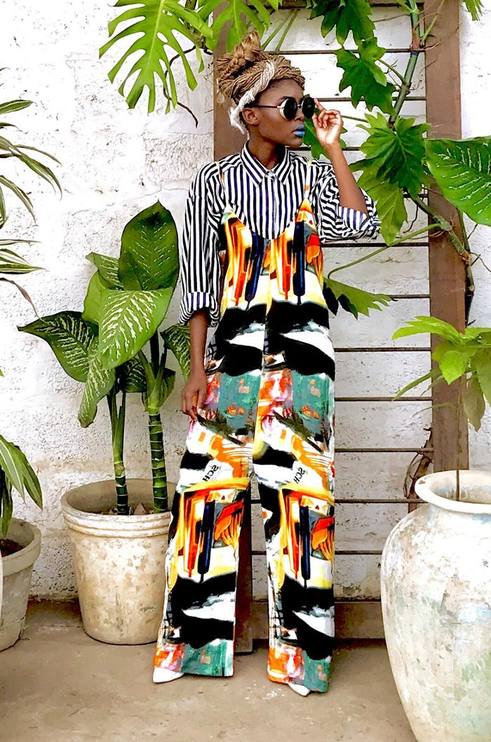 womens-fashion-ideas-masculine-clashing-prints-bright-colors-chic-sunglasses