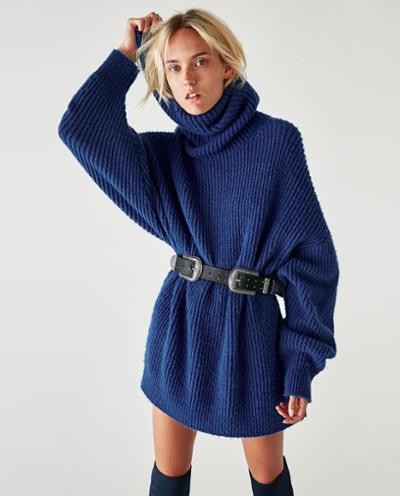 womens-fashion-inspiration-blue-one-color-bright-colors-wool