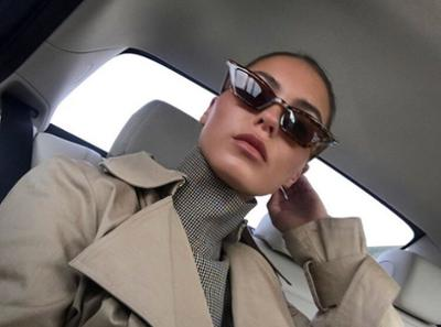 womens-fashion-inspiration-camel-plaid-turtlenecks-chic-sunglasses