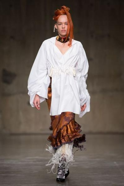 womens-fashion-ootd-white-fringe-long-skirts