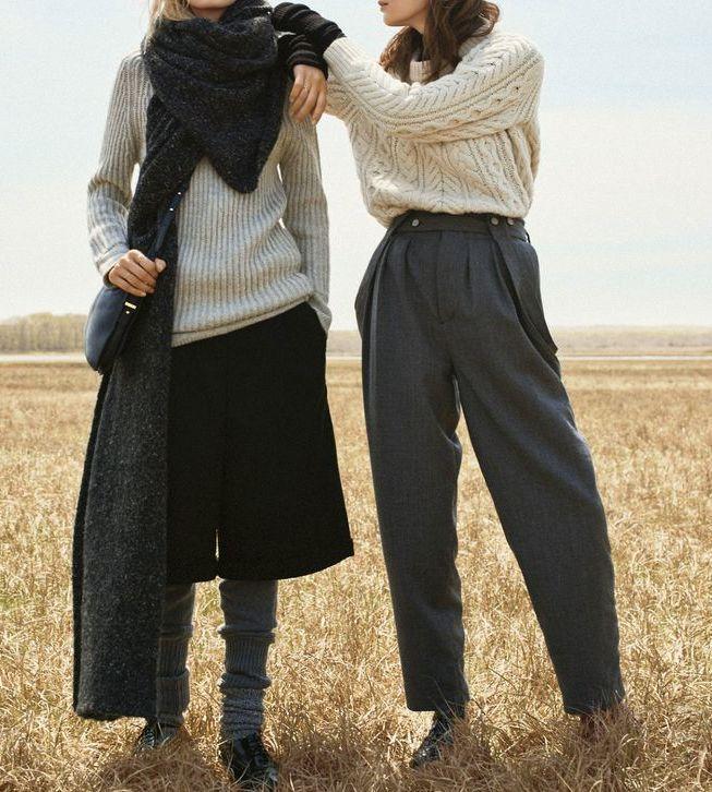 "13cd127a345 womens-fashion-ootd-masculine-wool-wide-leg-oversized. """
