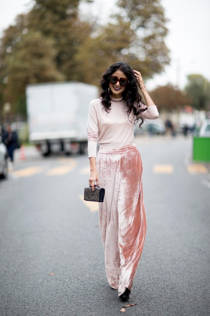 womens-fashion-outfit-pink-pastels-velvet