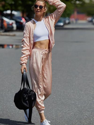 womens-fashion-photography-pink-white-sportswear-silk-and-satin