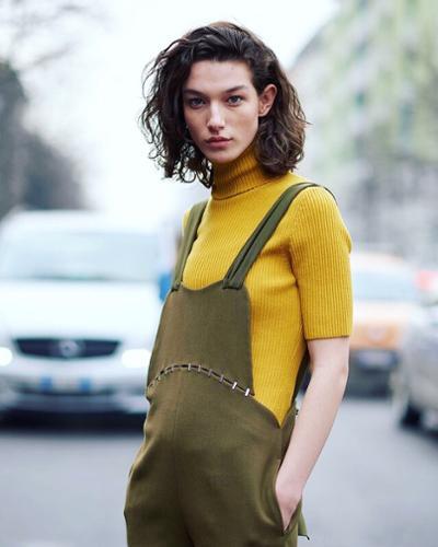 womens-fashion-inspiration-yellow-green-turtlenecks