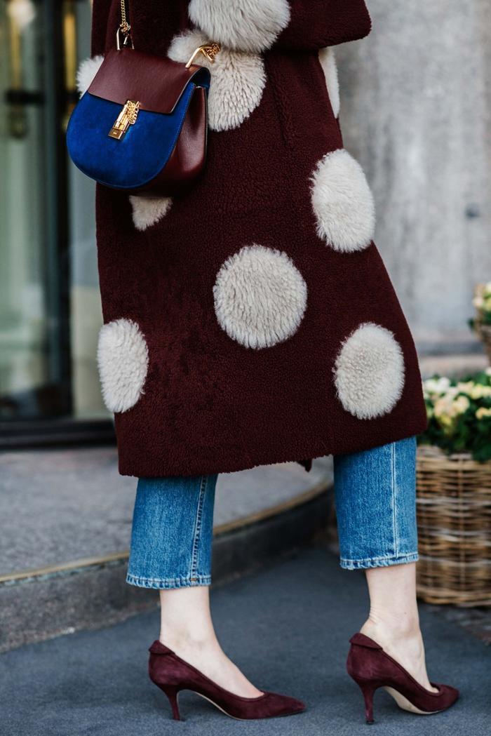womens-fashion-inspiration-winter-coats-navy-burgundy-fuzzy